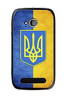 Чехол для Nokia Lumia 710 (герб Украины)
