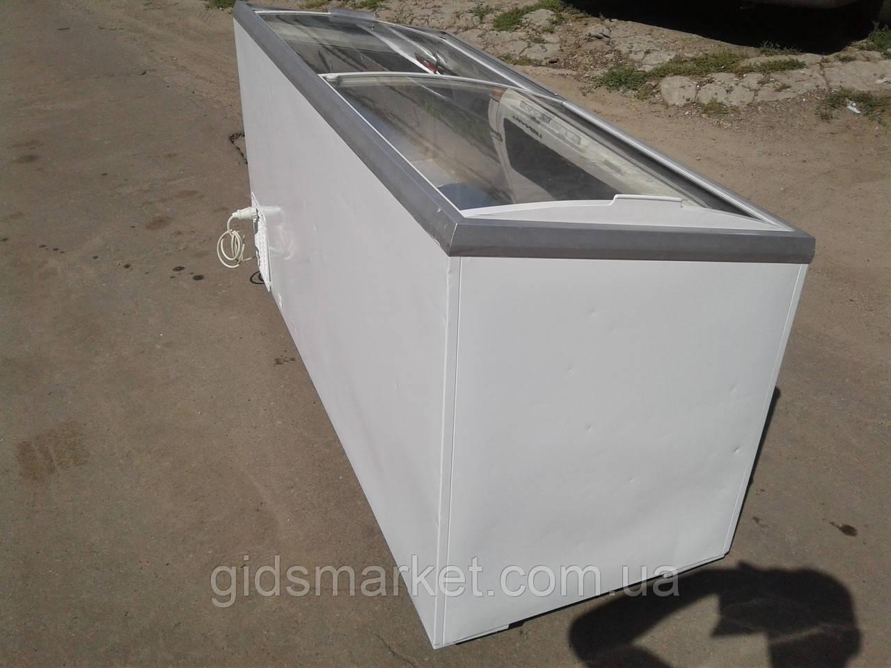 Ларь морозильный Klimasan D 500 б/у, морозильная камера б/у, морозильный ларь б/у