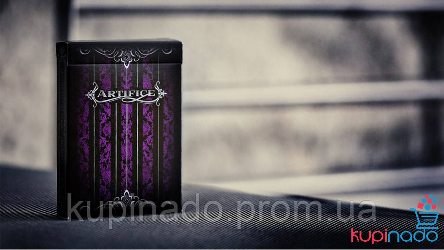 Карты ARTIFICE Purple