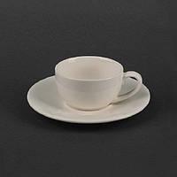 Набор чайный чашка 250 мл и блюдце