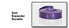 Резиновая петля,петли для подтягивания,фитнес резинка JUMPFIT Pro Фиолетовая   16 - 39 kg, фото 5