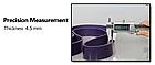 Резиновая петля,петли для подтягивания,фитнес резинка JUMPFIT Pro Фиолетовая   16 - 39 kg, фото 3