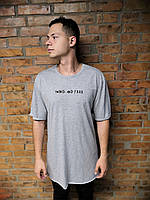 """Дизайнерская авторская футболка унисекс """"Young & Free"""""""