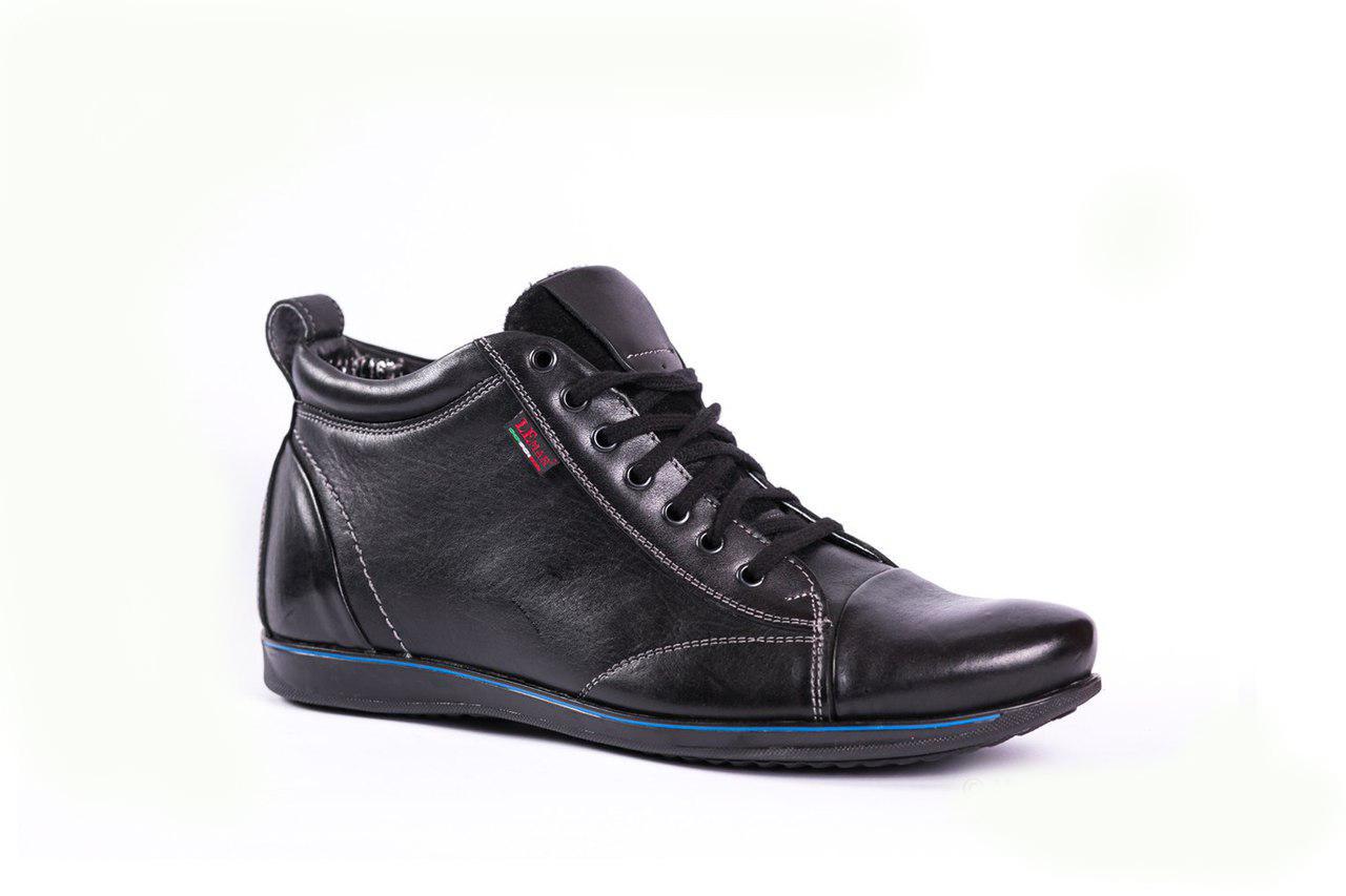 Мужские ботинки на флисе - покупай выгодно!