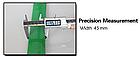 Резиновая петля,петли для подтягивания,фитнес резинка JUMPFIT Pro  Зеленая 23 - 57 kg, фото 3
