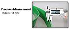 Резиновая петля,петли для подтягивания,фитнес резинка JUMPFIT Pro  Зеленая 23 - 57 kg, фото 7
