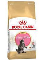 Сухой корм (Роял Канин) Royal Canin Maine Coon Kitten 4 кг для котят породы мейн-кун