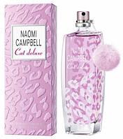 Женская туалетная вода Naomi Campbell Cat Deluxe (соблазнительный цветочный аромат)  копия