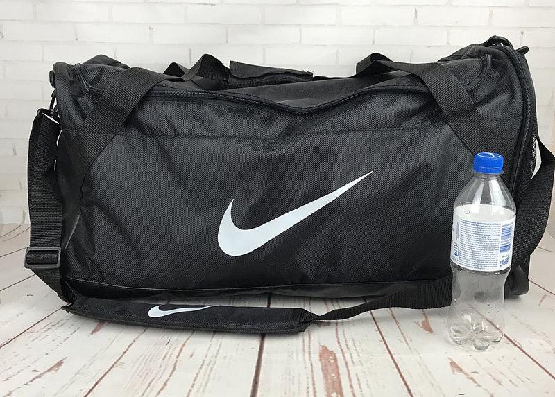 Спортивна сумка Nike Розмір (см) 59. Дорожня сумка. Сумки Найк. Сумка в спортзал. Велика дорожня сумка.