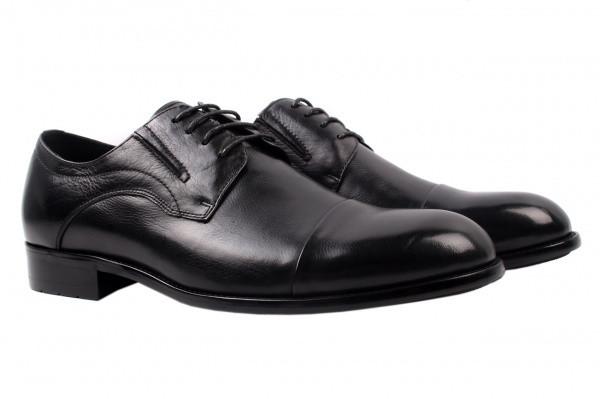 Туфли Salenor натуральная кожа, цвет черный
