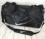 Спортивна сумка Nike Розмір (см) 59. Дорожня сумка. Сумки Найк. Сумка в спортзал. Велика дорожня сумка., фото 4