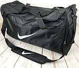 Спортивна сумка Nike Розмір (см) 59. Дорожня сумка. Сумки Найк. Сумка в спортзал. Велика дорожня сумка., фото 5
