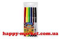Фломастеры цветные Marco Марко 6 цветов 1,0мм 1690-06FM