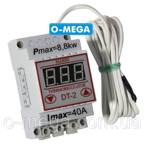 Терморегулятор MTR-2 Harisi 40А DIN рейка