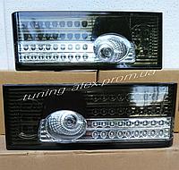 Задние фонари тонированные (светодиодные) на ВАЗ 2108, ВАЗ 2109, ВАЗ 21099, ВАЗ 2113, ВАЗ 2114