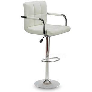 Барный стул табурет барний стілець кресло для кухни Hoker Alter белый, фото 2