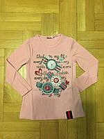 Реглан для девочек оптом, F&D, 4-12 лет., aрт.FD7300, фото 2