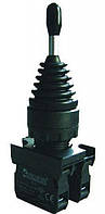 Кнопка-джойстик двухпозиционная без фиксации (2НО)- пластик IP65