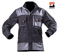 Куртка STEELUZ grey, фото 1