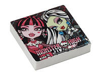 Ластик квадратный Monster High