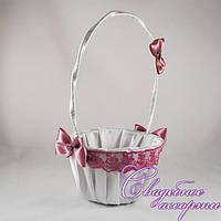 Корзинка для лепестков роз №11
