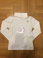 Трикотажный гольф для девочек оптом, F&D, 4-12 лет., aрт.FD7290, фото 2