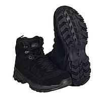 Ботинки Mil-Tec Squad 5 Германия (оригинал) черные, фото 1