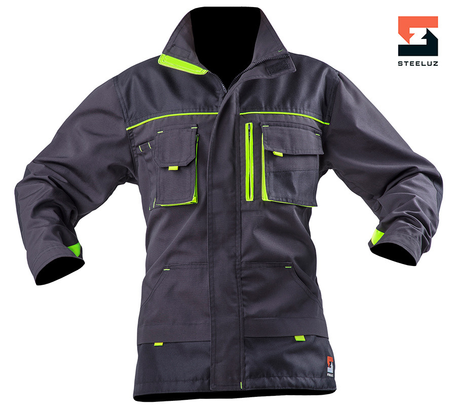 Куртка STEELUZ lime