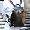 "Женский кожаный рюкзак ""Салли Black"""