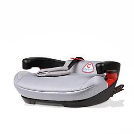 Дитяче автокрісло-бустер з ізофікс від 6 до 12 років (від 22 до 36 кг) ТМ Capsula JR5Х Koala Grey 773120