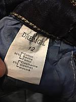 Джинсовые брюки для девочек оптом, Dream Girl, 8-16 лет, Арт. 9055, фото 7