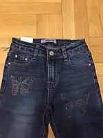 Джинсовые брюки для девочек оптом, Dream Girl, 8-16 лет, Арт. 9055, фото 3