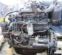 Двигатель в сборе Д-243.91 (ММЗ) МТЗ-80, МТЗ-82 (аналог Д-243-648)