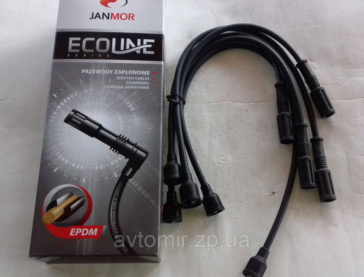 Провода свечные Ваз 2101-2107 Janmor