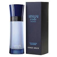 Мужская туалетная вода Giorgio Armani Armani Code Colonia