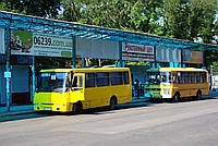 Аренда рекламоносителей 6х1,5м в Покровске