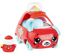 Мини-машинка SHOPKINS CUTIE CARS S3 - БАБЛИ-КАР (с мини-шопкинсом) (57115)