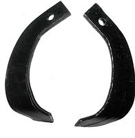 Нож почвофрезы IT 185 (правый или левый)