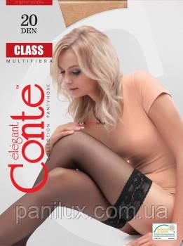Чулки женские полиамидные (капроновые) Class 20 Den