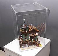 Ящик для хранения с замком 300х300х450