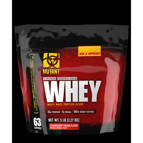 PVL MUTANT Whey Core Series 2.27 kg .