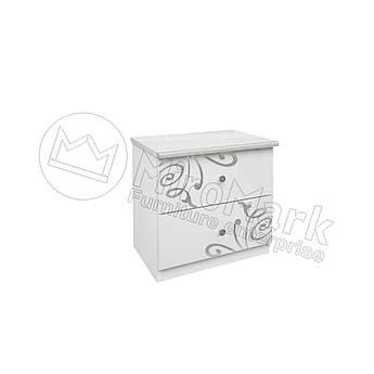 Тумба прикроватная Богема 2Ш MiroMark