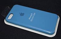 Чехол силиконовый IPhone 7G/8G Original Blue New