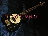 Бас-гитара Fleabass model 32 black