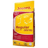 Josera regular сухой корм для взрослых собак  - 20 кг
