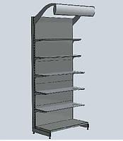 Стеллаж WIKO универсальный. Мебель для магазина. Торговое оборудование. Арт.0044