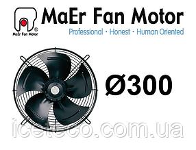 Вентилятор осевой 2E-300-B (YDWF67L35P2-360N-300 B) MaEr Fan Motor