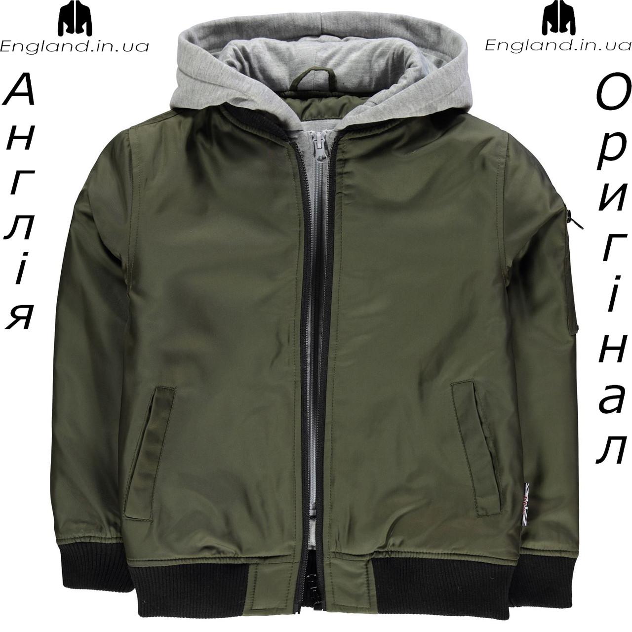 Куртка Lee Cooper из Англии для мальчиков 2-14 лет - ветровка