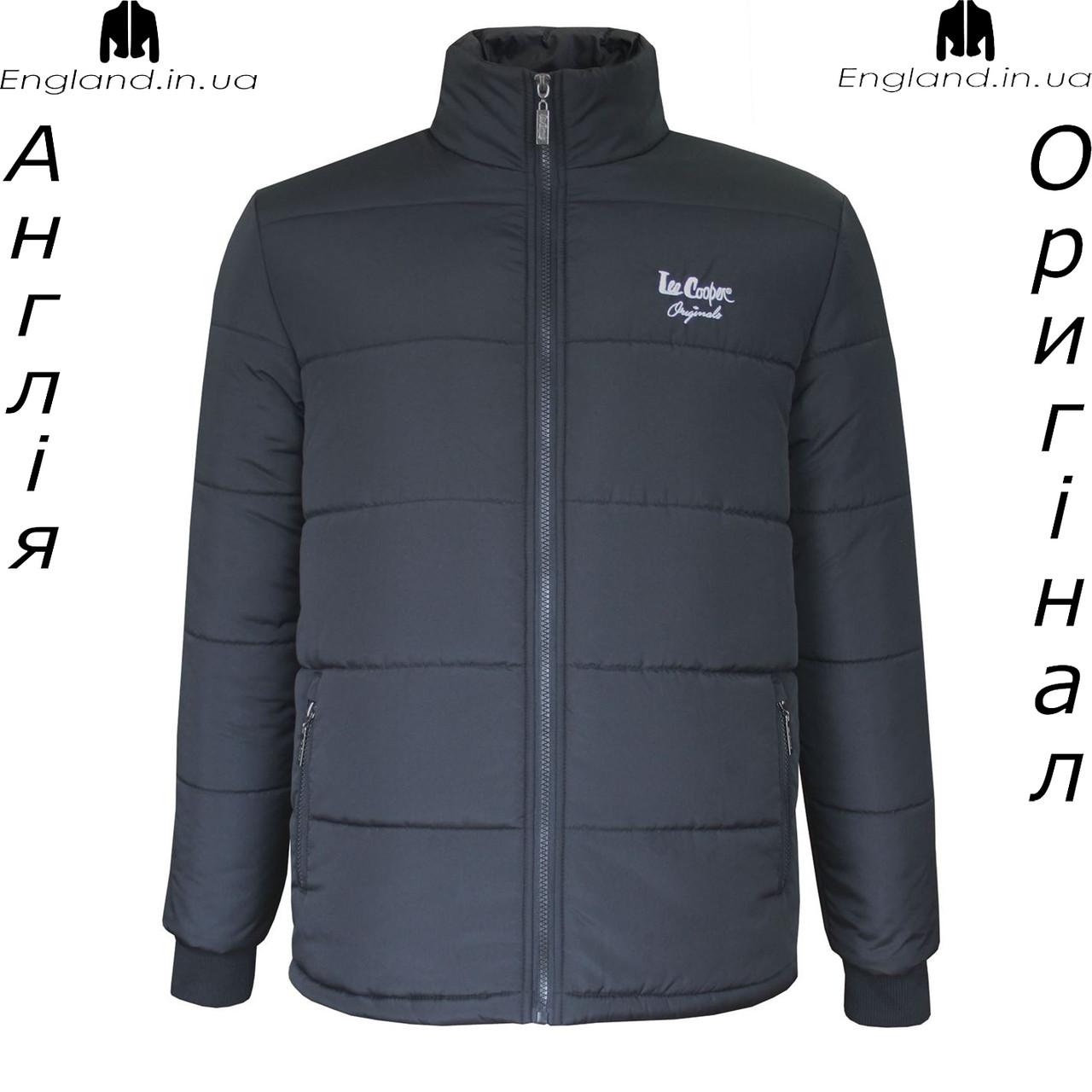 Куртка осенняя Lee Cooper из Англии для мальчиков 2-14 лет