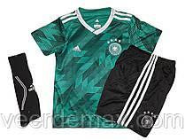 Футбольная форма сборной Германии 2018 ( детская) + гетры